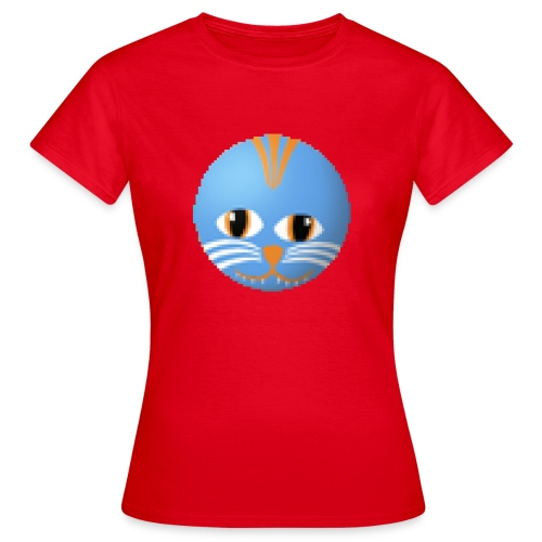 Petriq Cat for Women - Women's T-Shirt