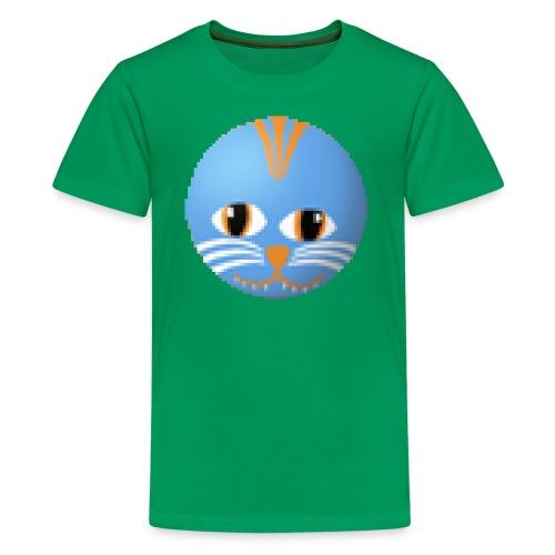 Petriq Cat For Teens - Teenage Premium T-Shirt
