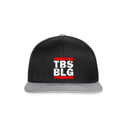 Tobis Blog Snapback - Snapback Cap