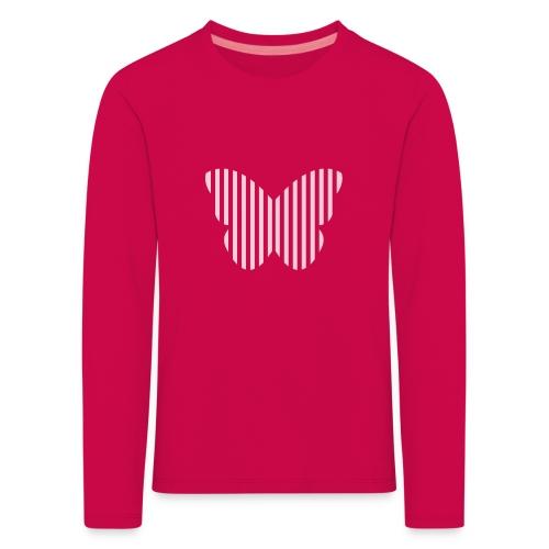 BUTTERFLY KIDS - Kids' Premium Longsleeve Shirt