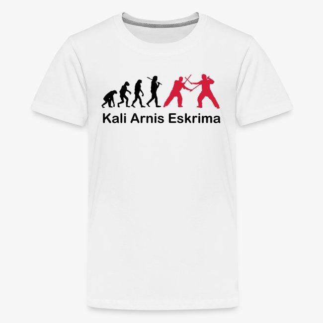 Kali Arnis Eskrima Evolution Teen