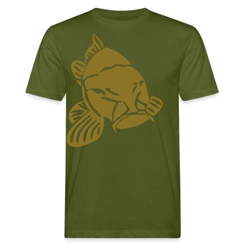 Karpfen Shirt  - Männer Bio-T-Shirt