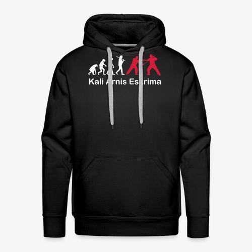 Kali Arnis Eskrima Evolution - Männer Premium Hoodie