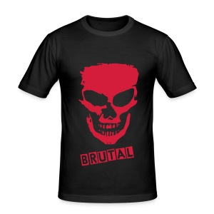 Brutal - Men's Slim Fit T-Shirt