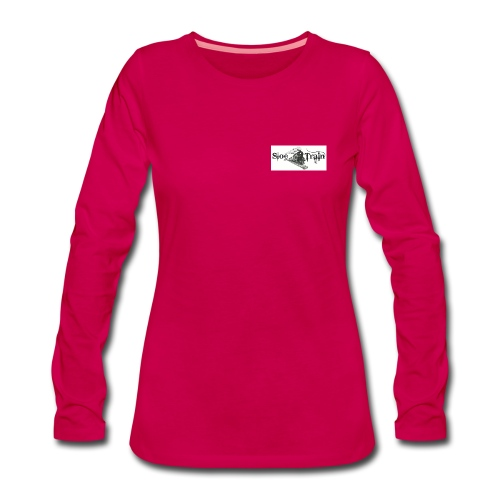 Lady's Long Sleeve - Women's Premium Longsleeve Shirt