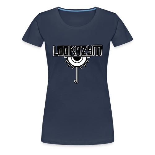 Lookazym Frauen Premium T-Shirt - Frauen Premium T-Shirt