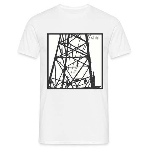 pylonesque shirt - Men's T-Shirt