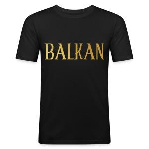 Mannen Slim Fit Shirt - slim fit T-shirt