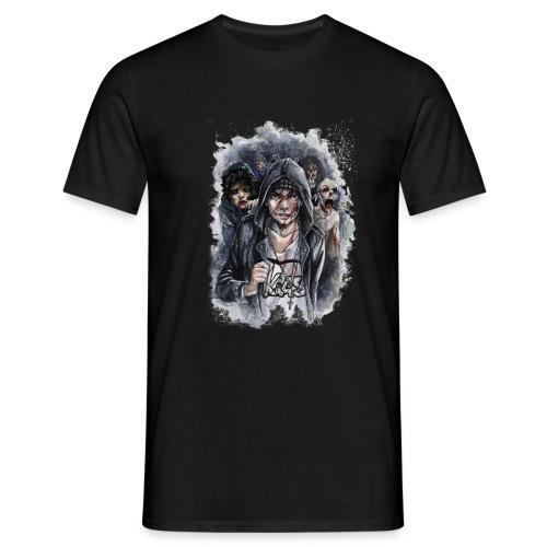 Zombieshit Shirt Schwarz - Männer T-Shirt