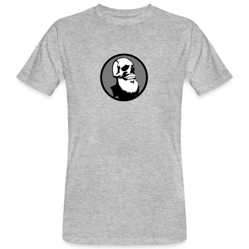 Bearded Skull T - Ekologisk T-shirt herr