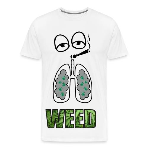smoke weed - T-shirt Premium Homme
