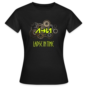 Women's T-Shirt - Lapse In Time Women's Shirt