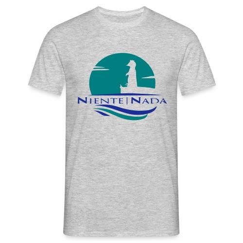 Niente Nada Logo (Prescuitto) - Männer T-Shirt