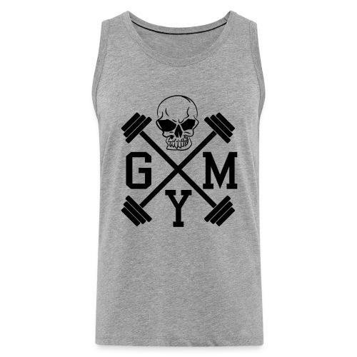 GYM TankTop - Männer Premium Tank Top