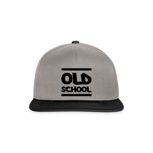 Old School - Casquette snapback