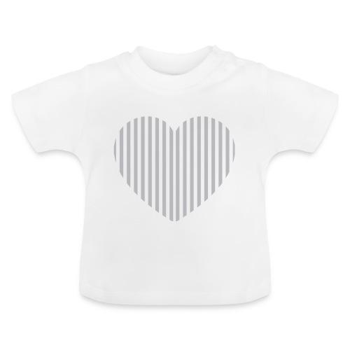 HEART BABY - Baby T-Shirt