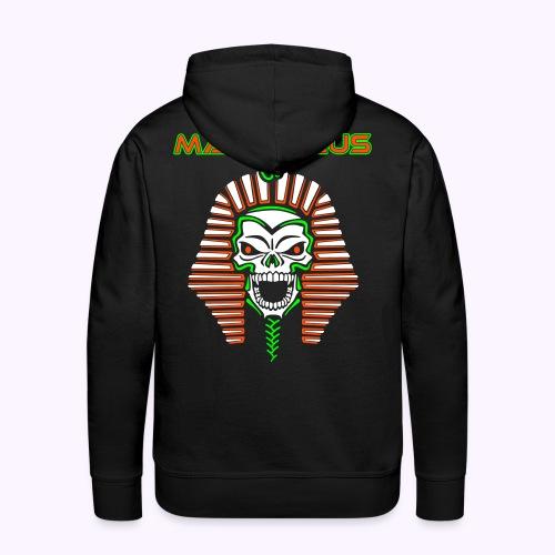 Mad Magus Men's Hoodie 2-Side - Men's Premium Hoodie