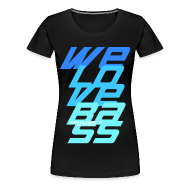 T-Shirts ~ Frauen Premium T-Shirt ~ NG/W/G Woman  KWZ Germany 100% Baumwolle