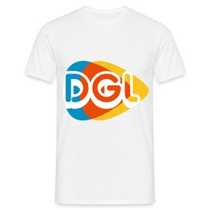 T-Shirt with DGL Logo - Men's T-Shirt