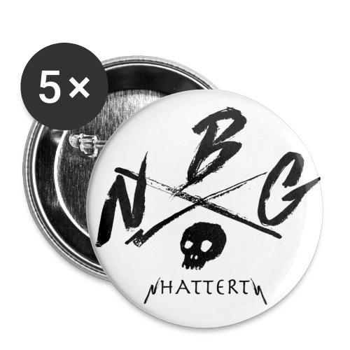 NBG Button - Buttons mittel 32 mm