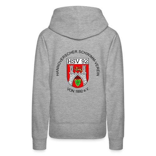 Vereins-Kaputzen-Pullover, Frauen - Frauen Premium Hoodie