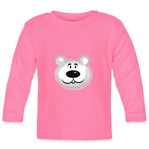 THE TEDDY BABY - Baby Long Sleeve T-Shirt