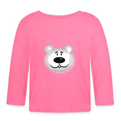 THE TEDDY BABY - Baby Long Sleeve T-Shirt