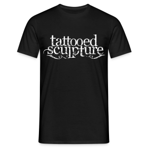 Männer T-Shirt - tattooed sculpture official shirt