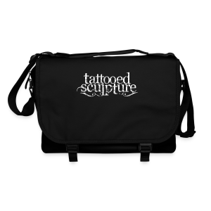 Umhängetasche - tattooed sculpture official bag