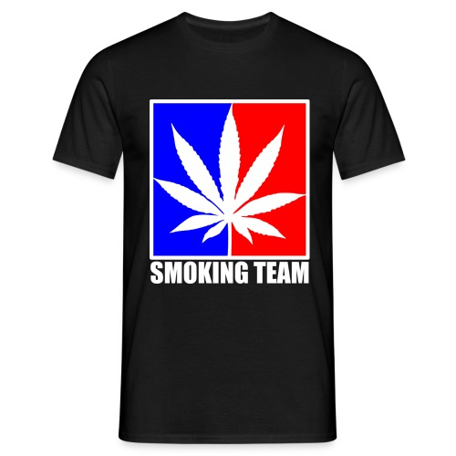 Smoking team - T-shirt Homme