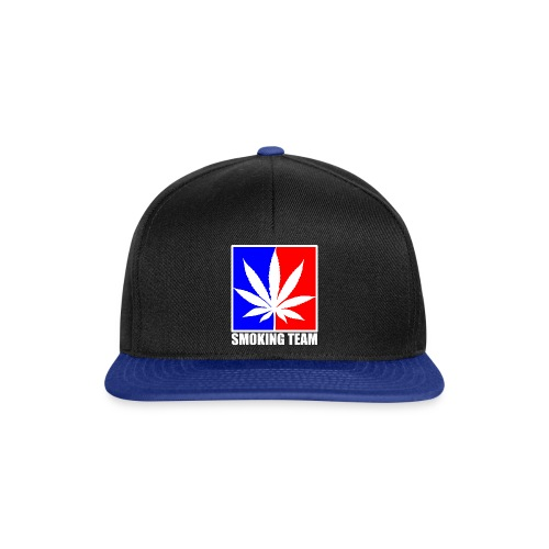 Smoking team - Casquette snapback