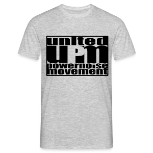 Männer T-Shirt - united power noise movement official shirt