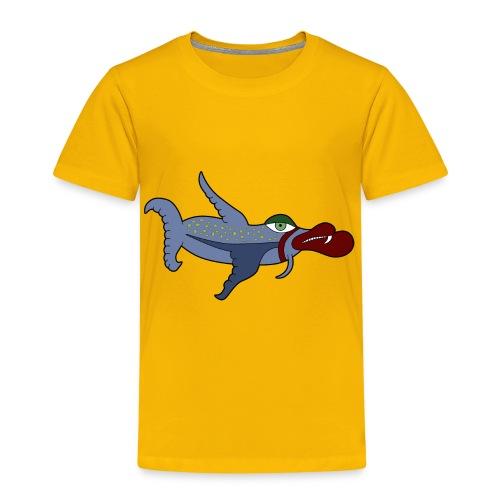 Poisson grosses lèvres - T-shirt Premium Enfant