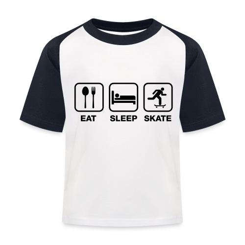 Baseball T-shirt til børn