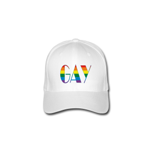GAY - Flexfit Baseballkappe