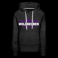 Pullover & Hoodies ~ Frauen Premium Kapuzenpullover ~ Skyline Damen