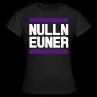 T-Shirts ~ Frauen T-Shirt ~ Nullneuner RUNDMC Damen