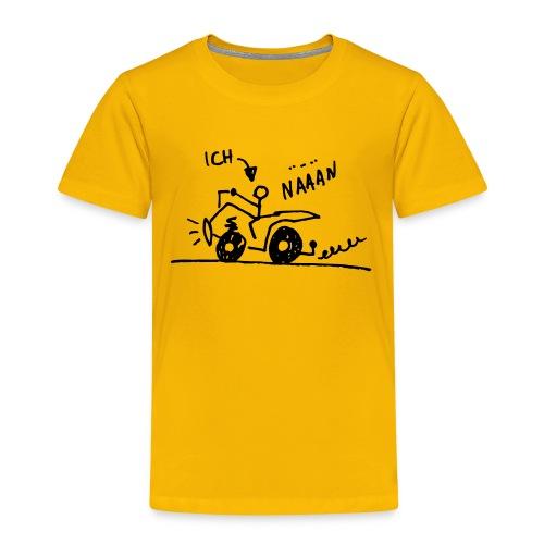Quadfahrer Kinder - Kinder Premium T-Shirt