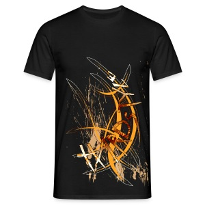 Hardstyle Art - Men's T-Shirt