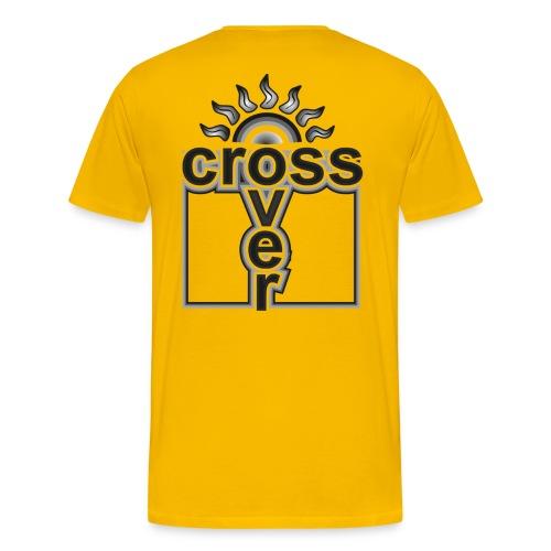 CrossOver - Männer Premium T-Shirt