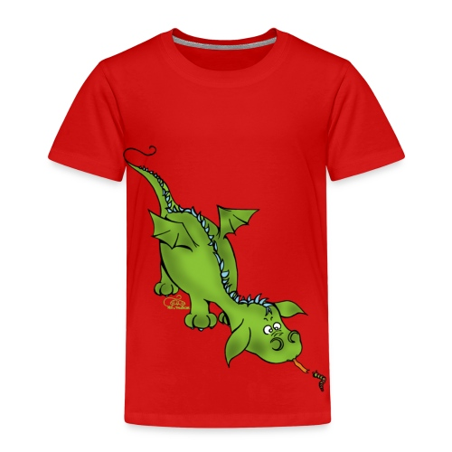 DINOLINÖ  - Kinder Premium T-Shirt