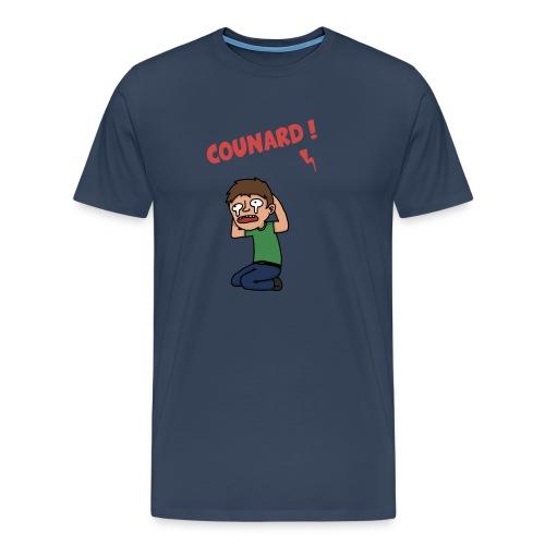 T-SHIRT COUNARD - T-shirt Premium Homme