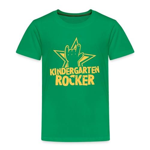 KINDERGARTEN ROCKER  - Kinder Premium T-Shirt
