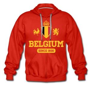 Belgium  since 1830 - Mannenjack Premium met capuchon