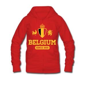 Belgium  since 1830 - Vrouwenjack met capuchon Premium