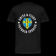 T-shirts ~ Premium-T-shirt herr ~ Herr Tröja unite