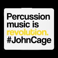 Sonstige ~ Mousepad (Querformat) ~ John Cage - Mousepad