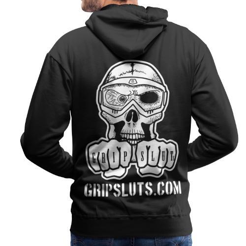 SWEATER: [ARM] Official RIDE - Männer Premium Hoodie