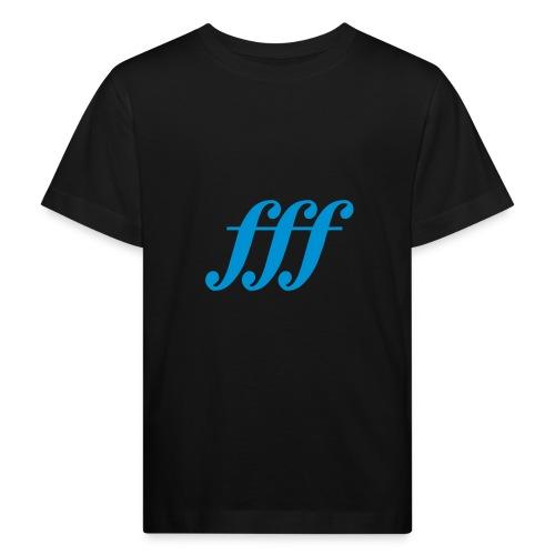 fff - Fortississimo Kindershirt - Kinder Bio-T-Shirt