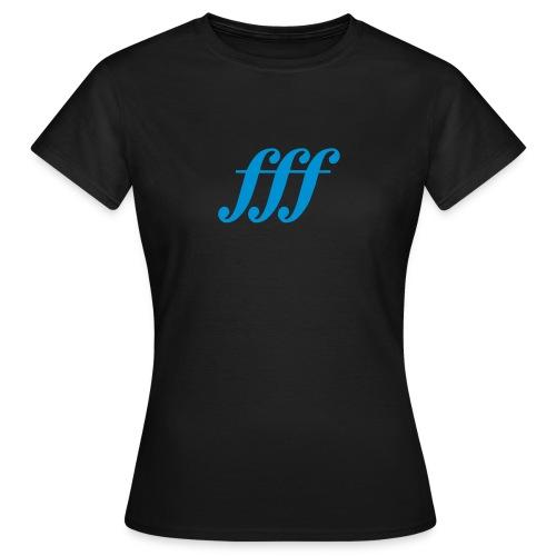 fff - Fortississimo! Shirt (Damen) - Frauen T-Shirt